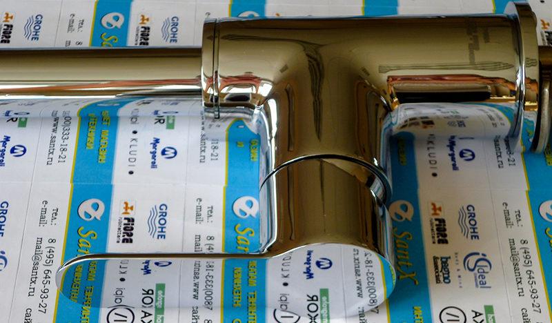 Однорычажный смеситель Grohe BauEdge 31367