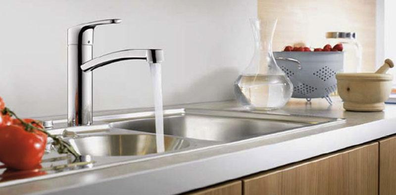 Смеситель для кухни Hansgrohe Focus E 31806000