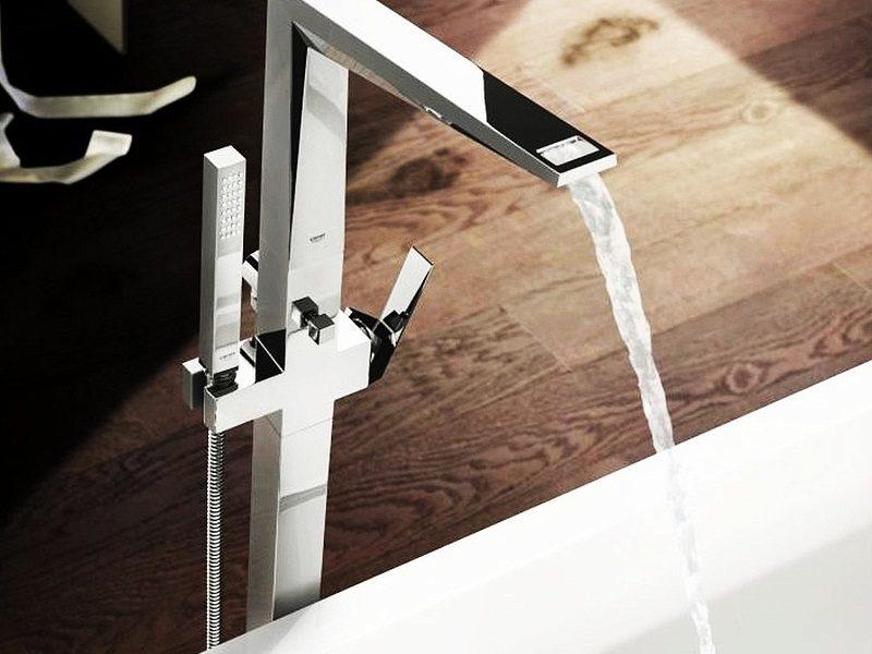 Как правильно выбрать смесители на борт ванны Grohe?
