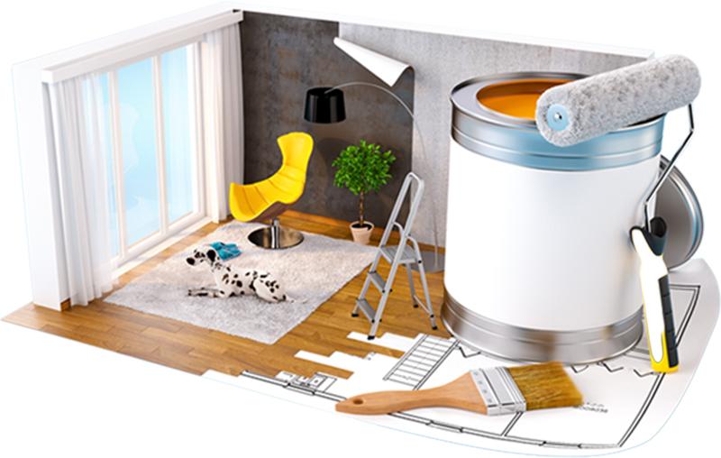 Этапы ремонта в квартире