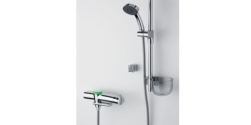 Однорычажный смеситель в ванную Oras Eterna 6389