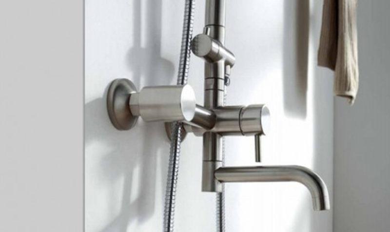 Смеситель для ванны с душем Edelform Navy NV1910