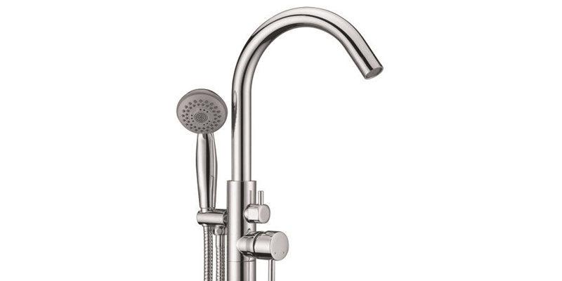 Напольный смеситель для ваннойKaiser Merkur 26182