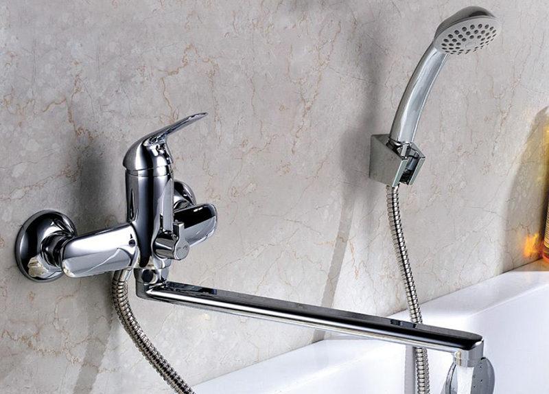 Смеситель в ванную Lemark Plus Advance LM1202C