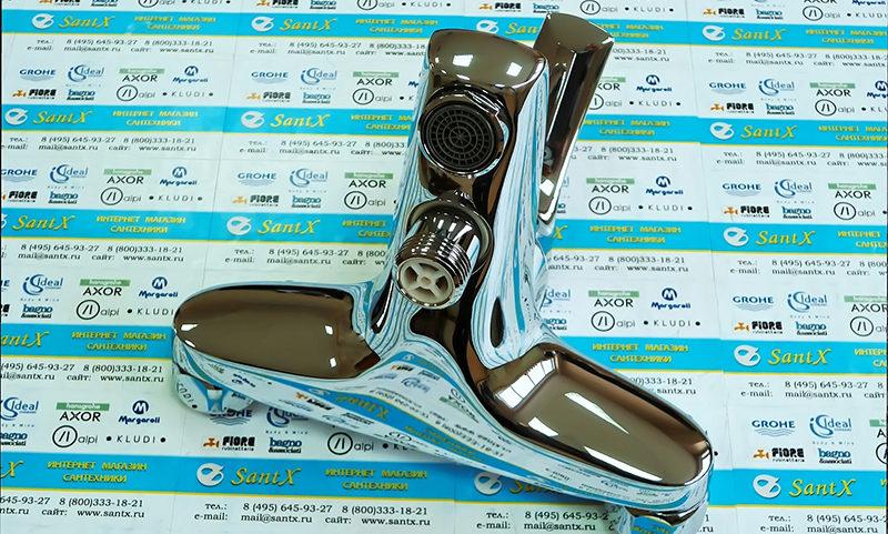 Смеситель для ванной Grohe Eurosmart 33302002