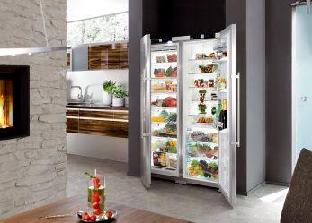 Топ — 5 популярных холодильников SIDE BY SIDE