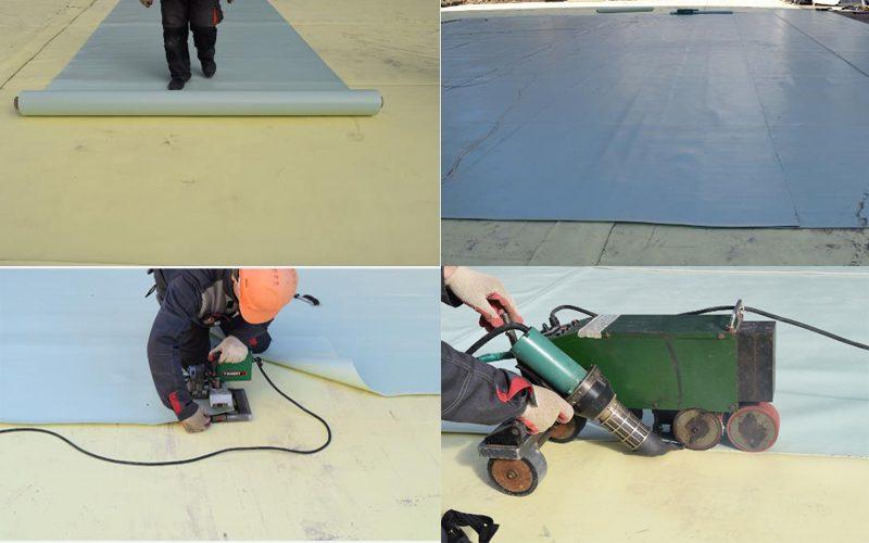 Новые мембранные материалы для гидроизоляции подземных сооружений