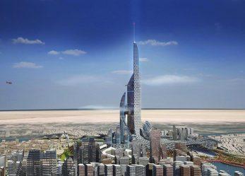 Вертикальный город для Ирака (небоскреб) The Bride