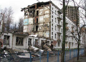 Снос пятиэтажек в Москве. Программа «Реновация»
