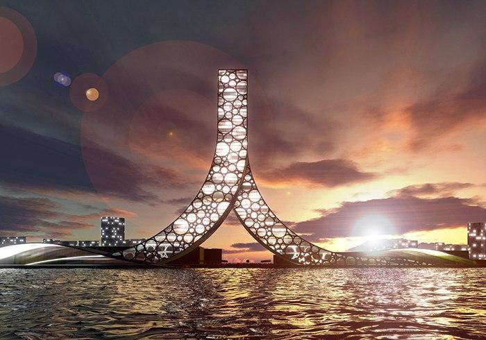 """Гостиничный комплекс """"Народное здание"""" в Шанхае, Китай"""