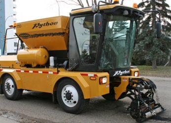 Машина для ремонта дорог Python 5000