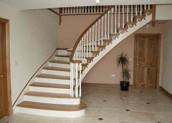 Особенности и преимущества лестниц из бетона