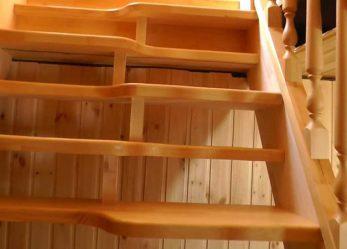 Создание узкой лестницы