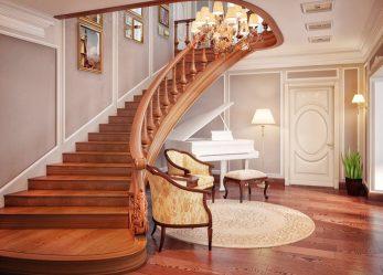 Как выбрать место для лестницы в доме?