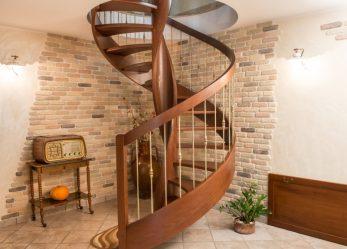 Возможности винтовой лестницы