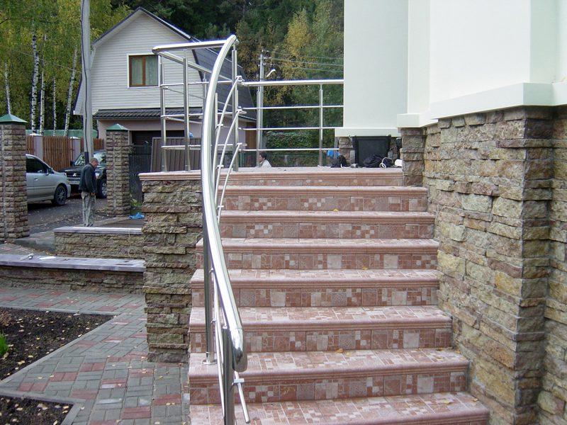 уличные лестницы для дома