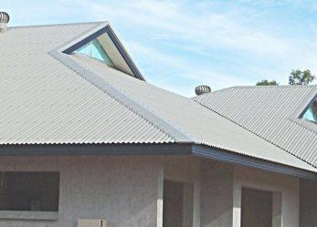 Как починить шиферную крышу от протекания?