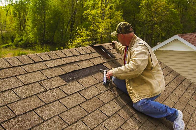 Покрыть крышу гибкой черепицей своими руками