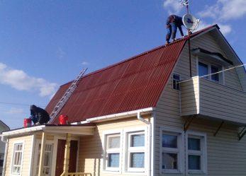 Протекает крыша в частном доме, что делать?