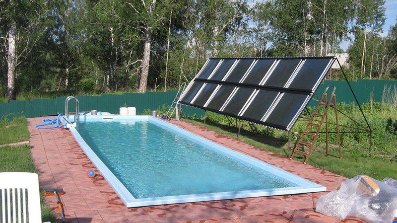 Жителям южных регионов стоит подумать об установке солнечного коллектора